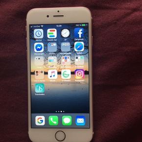 IPhone 6s • 16gb • rosa forgyldt • ingen ridser   Mp 1500kr + fragt