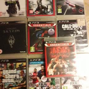 PS3 Need for speed rivals  Se også vores andre spil til salg på sidste billede..
