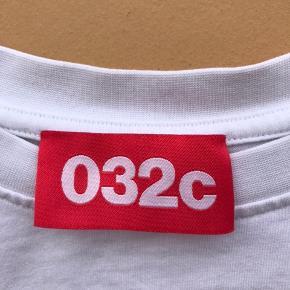 032c longsleeve tshirt sælges billigt! Fitter en small/medium. Byd eller køb nu!