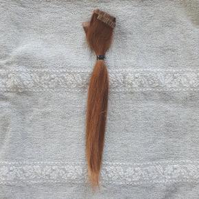 Vægt ca. 35 gram.  3 (6) striber af en længde mellem 28 - 30 cm  11 (22) striber af en længde mellem 32 - 34 cm.  Skal rengøres og sættes tape på.  Hentes i Roskilde eller sender med DAO mod betaling af fragt.