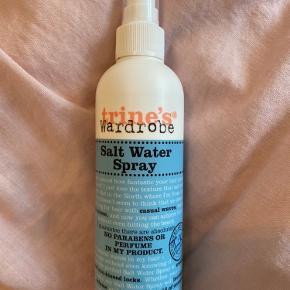 Saltvandsspray fra Trines Wardrobe, aldrig brugt🌸