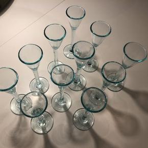 Viggo Haaning, Henneby glas! Uden skår! BYD