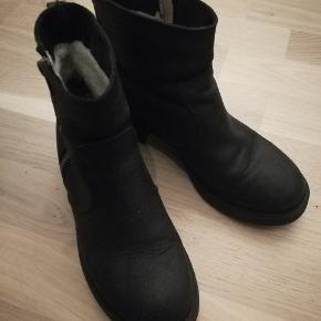 Pavement sko, brugt en vinter, byd!