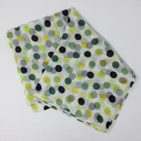aflangt tørklæde i bomuld 180 x 50 cm Kan sendes som brev for 20,-