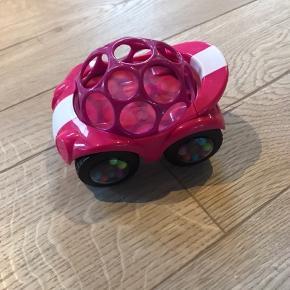 Oball bil. Rigtig fin som barnet første bil. Er brugt meget lidt, derfor i fin stand 😊 Mp 40 kr pp Hentes 6818