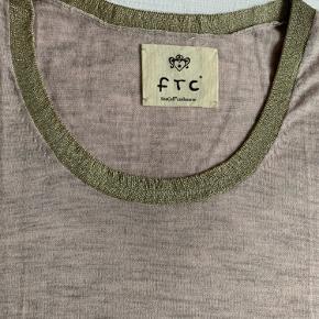 FTC Cashmere vest