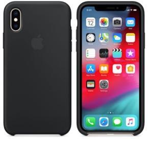 Cover købt i en Apple butik til en iPhone X i sort, har købt det for 349kr. Meget velholdt og uden særlige brugstegn. BYD ☺️