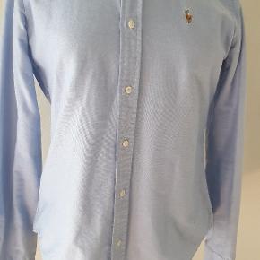 Ralph Lauren super slim fit 6(small)skjorte Farve lyseblå