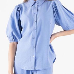ELLA-SH skjorte i 70% bamboo/ 30% polyamid