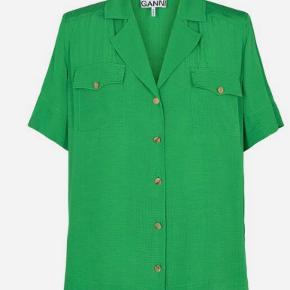 Ganni skjorte