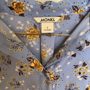 Str. S Oversized skjorte fra Monki