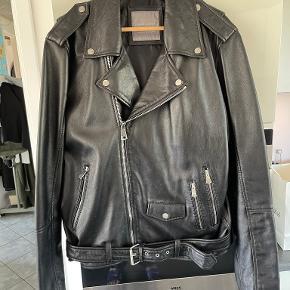Zara Man Skind- & læderjakke