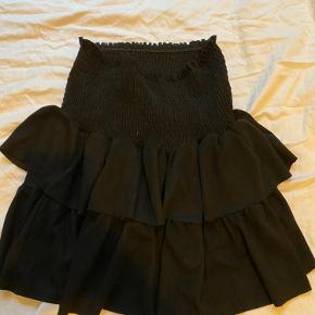Super fin Neo Noir ruskinds nederdel