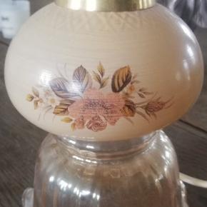 Retro lampe.