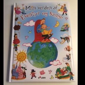 BogMin verden af eventyr og sange NUM