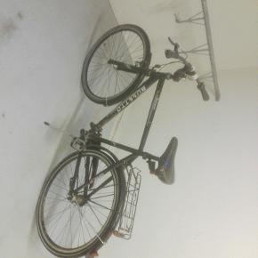 Cyklen mangler en kærlig hånd