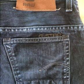 STR 32/32 g star raw 3301 slim jeans
