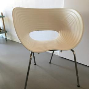 Bemærk ny pris!! Tom Vac, Vitra Designer: Ron Arad 6 stk stole Ny pris pr stk i Paustian: 2550 DKK  Prisen er pr stk