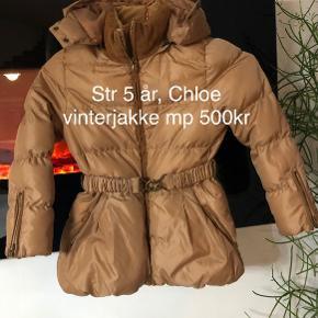 Vinterjakke fra Chloe til salg