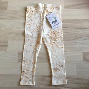 Soft Gallery leggings splash cream. Nye med mærke. Str 1 år. Kan bruges både af piger og drenge.