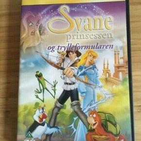 Svaneprinsessen dvd - fast pris -køb 4 annoncer og den billigste er gratis - kan afhentes på Mimersgade Kbh n - sender gerne hvis du betaler Porto - mødes ikke ude i byen - bytter ikke