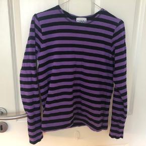 Fin trøje fra ganni, i lækkert stof.  #secondchancesummer