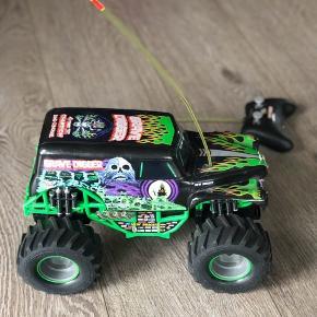Fjernstyret monster truck