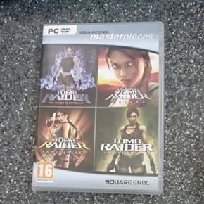 4 Tomb Raider PC spil