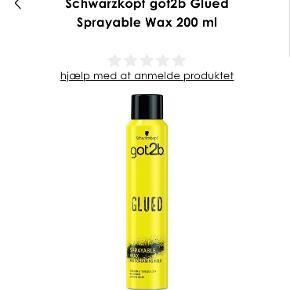 Schwarzkopf hårprodukt