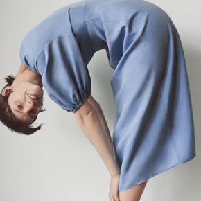 Sælger denne dine kjole fra zara Den er aldrig brugt og stadigvæk med prismærke   Tags: ganni, envii, resume