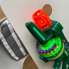 Air blasters på batteri fejler intet kom med et bud 😊