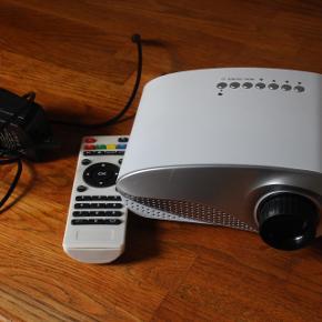 Mini Projektor Rigal , RD-802,