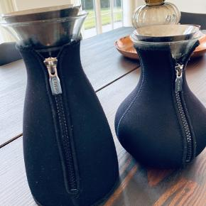 Fine Eva Solo kander: tebrygger og kaffebrygger. Brugt få gange.