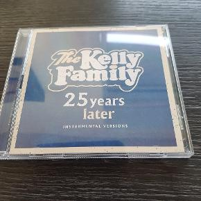The kelly family cd  25 years later instrumental versions   Ny
