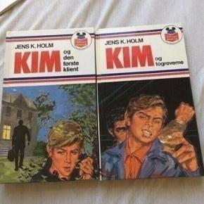 Kim bøger 10kr stykket -fast pris -køb 4 annoncer og den billigste er gratis - kan afhentes på Mimersgade 111 - sender gerne hvis du betaler Porto - mødes ikke andre steder - bytter ikke