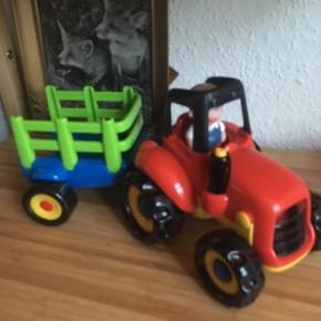 Fischer Price traktor -fast pris -køb 4 annoncer og den billigste er gratis - kan afhentes på Mimersgade 111 - sender gerne hvis du betaler Porto - mødes ikke ude i byen - bytter ikke