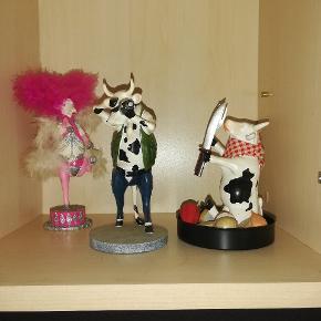 Cow parade mange forskellige