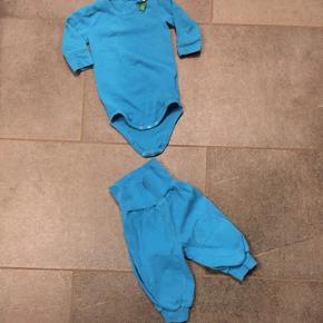 Green Cotton tøjpakke