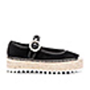 Skønne Marc By Marc Jacobs plateau sko. Str 40.  Velour og med simili spænde.   Plateau sål er 3 cm.  De er ikke brugt meget. Eneste brugsspor er  på undersålen og  indvendig sål. Nypris 2050.