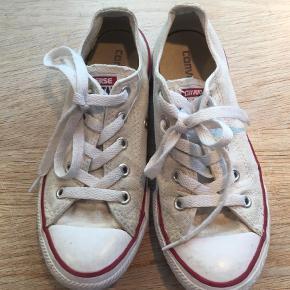 Varetype: Sko Farve: Hvid  Super anvendelig sko.100% iorden Kom med et bud Bytter ikke Luise