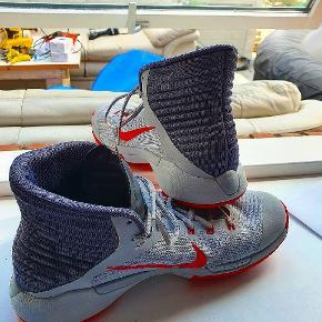 - nike sko til sport - basketball - Str 42,5