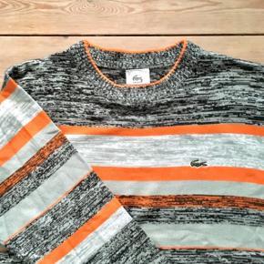 Næsten aldrig brugt. Super fed Lacoste trøje i str. M. Købt i Lacoste-butikken ved Strøget - har dog ikke kvittering længere.Køb billigt: 249 kr.