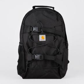 Sælger min Carhartt rygsæk i sort, da jeg ikke får den brugt. Den er brugt meget få gange og er derfor i rigtig god stand!