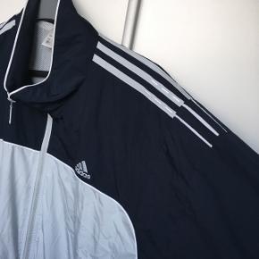 Vintage Adidas sportsjakke