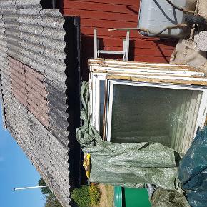 150x150 cm x5 stk vinduer