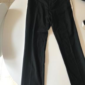 Noak Side stripe trousers str: 32 Cond 8.5/10 (Brugt sparsomt)