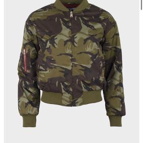 Ganni 1611 greenwood jakke  Vinterjakke