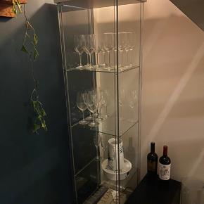 Glasskab fra IKEA