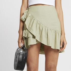 Utrolig flot nederdel. Aldrig brugt og sælges udelukkende da jeg er i pengemangel!