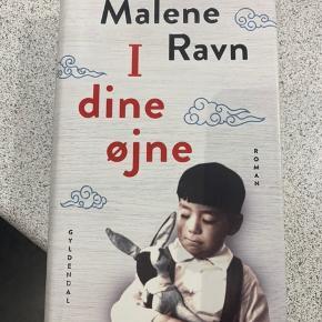 I dine øjne af Malene Ravn. Hardback. Gyldendals bogklubber